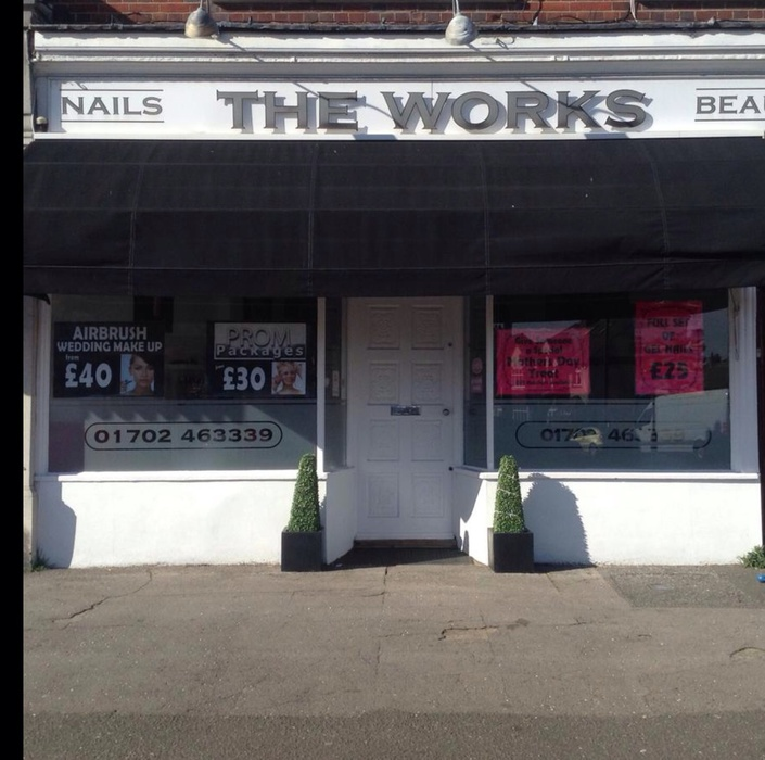 The works beauty salon our philosophy for About us beauty salon